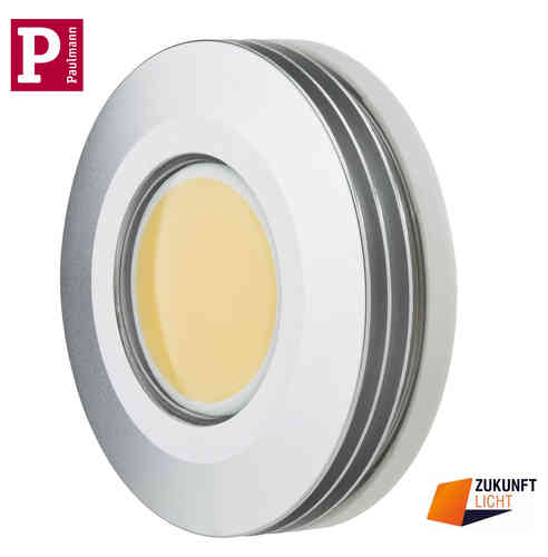 LED Disc, 7 W,  Warmweiß