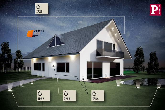 ip schutzklassen von zukunft licht. Black Bedroom Furniture Sets. Home Design Ideas
